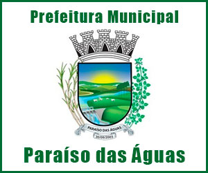 PRFEITURA DE PARAISO DAS AGUAS