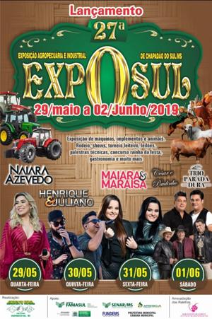 EXPOSUL2019