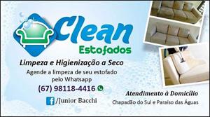 Banner Clean Estofados
